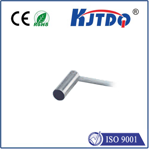 <strong>KJT-J6.5MD-W 超短型接近传感器 弯头式</strong>